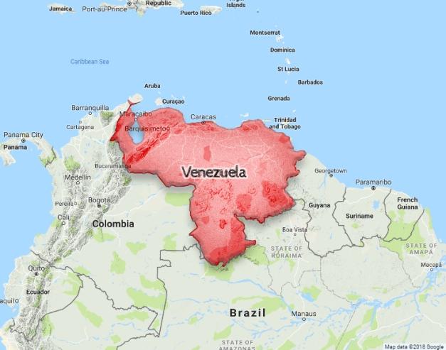VenezuelaMap