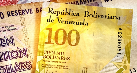 100ThousandBolivarBill